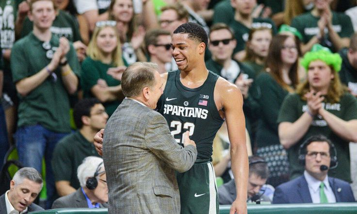 What a Miles Bridges return would mean for Michigan State = Miles Bridges doesn't need another year at Michigan State. Let's make that clear. Lottery-pick status, or damn-near, seems to be destined for the Flint-bred Spartans superstar. Tom Izzo was fortunate to have had Bridges for a year, really. At one point in time, Bridges heavily considered…..