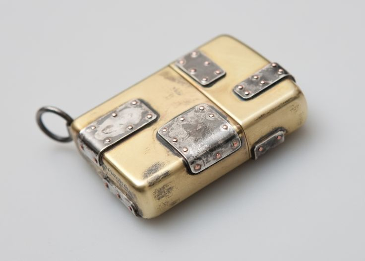 Old, rustic looking Zippo.