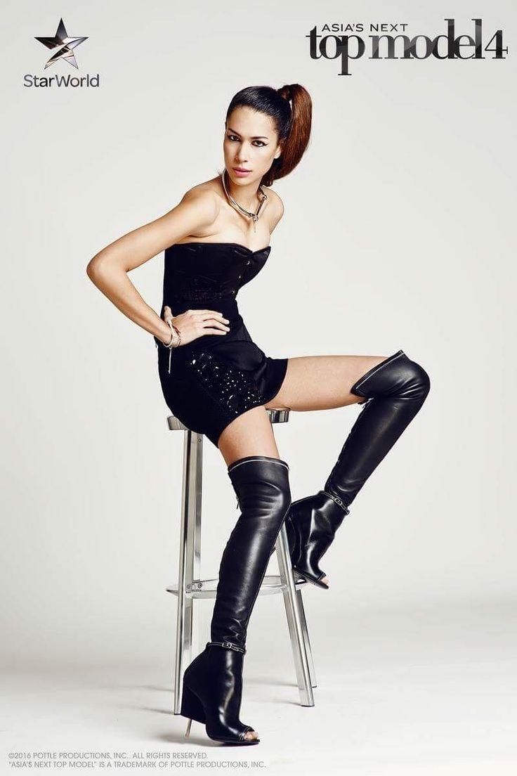 Gwendoline Ruais #AsNTM4 #Model #TopModel #Philippines ...