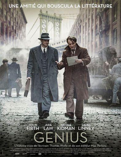 Poster de Genius (El editor de libros)