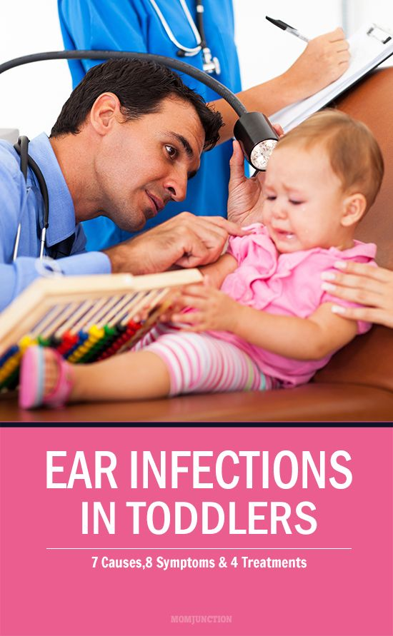 Ear Infection In Toddlers: Ear infections can affect anyone at any particular age, but are more commonly diagnosed in children.understand the basics of an ear infection so that you can easily detect the condition and start with your toddler's treatment.