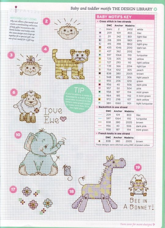 Gallery.ru / Фото #29 - The world of cross stitching 126 - WhiteAngel