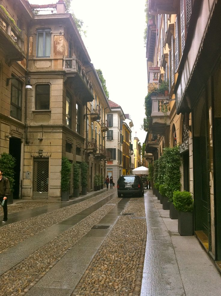 Brera District, Milan , province of Milan, Lombardy region Italy