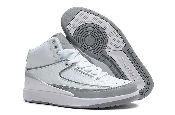 Nike Air Jordan II- Silver 25th Anniversary