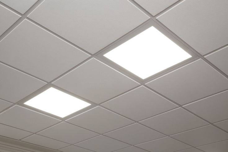 22 Ceiling Tile Lights