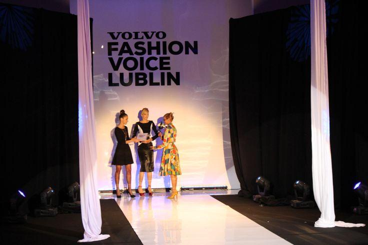 Volvo Fashion Voice Lublin , Dorota w komplecie NUTHATCH Baajkowa :)