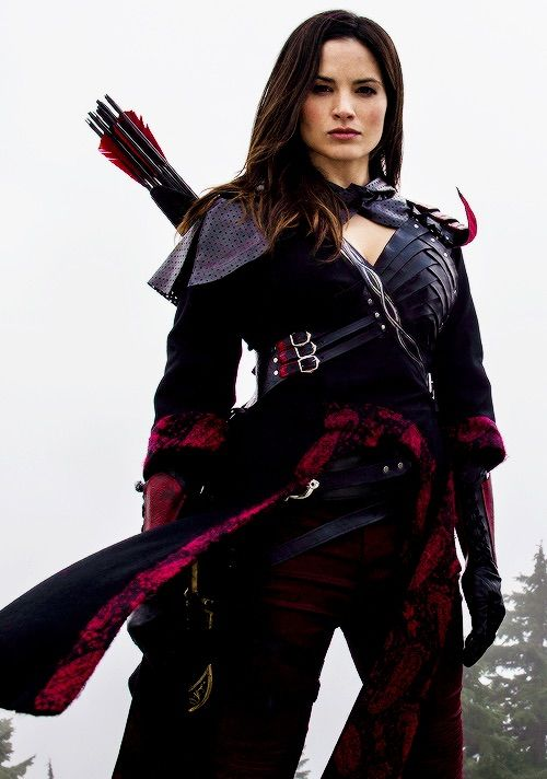 Nyssa cosplay reference
