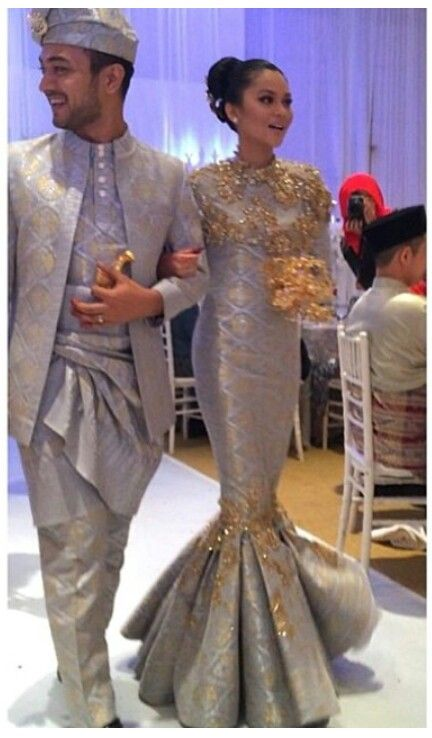 Oh my songket!