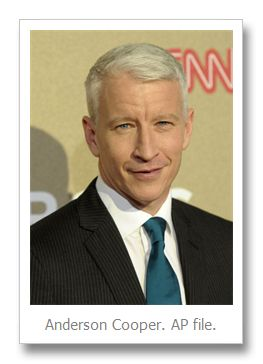 Audio | Anderson Cooper talks about being gay, his brother's suicide and GLAAD awards with Madonna