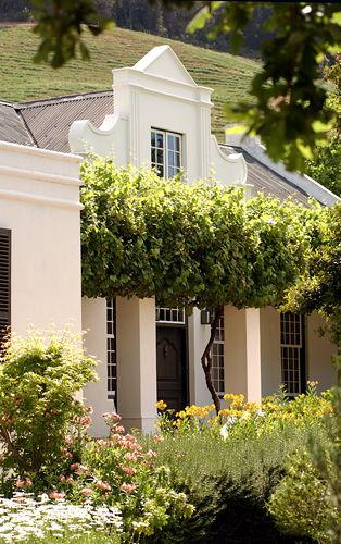 Manor House at Mount Rochelle. SA