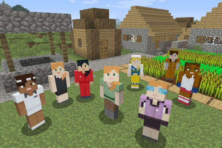You can finally choose to play as a girl in Minecraft - The Verge
