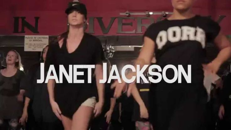 "Janet Jackson - ""Dammn Baby"" - JR Taylor Choreography - YouTube"