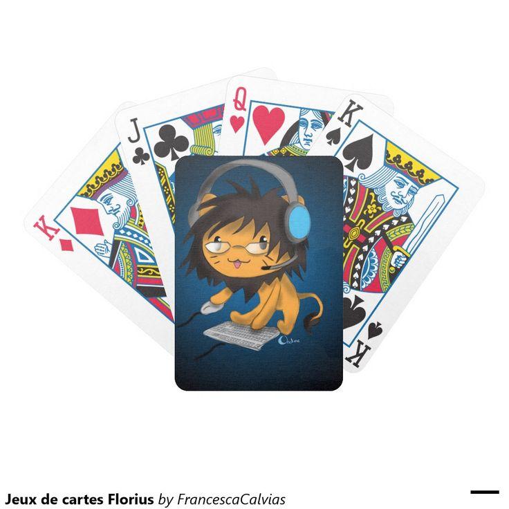 Jeux de cartes Florius