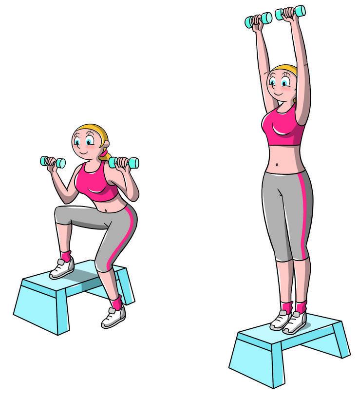 Tendi ad accumulare grasso su braccia, pancia e glutei? Tonificati con il nostro allenamento per fisico a clessidra! Prova il circuito