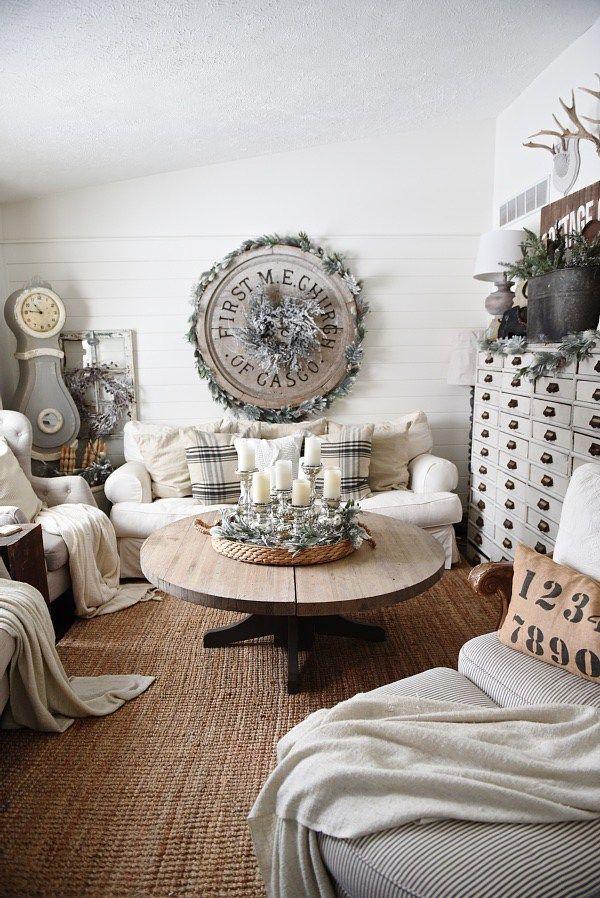 Best 25 Winter Living Room Ideas On Pinterest Cozy