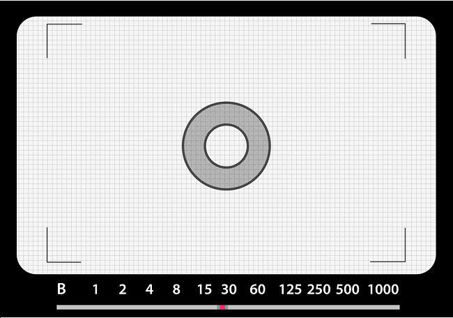 Viewfinder Frame For Digital Camera Overlays Overlays Picsart Frame