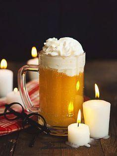 ¿Sabías que puedes elaborar la famosa cerveza de mantequilla de Harry Potter en tu propia cocina? ¡Receta!: http://www.sal.pr/2013/02/21/cerveza-de-mantequilla/