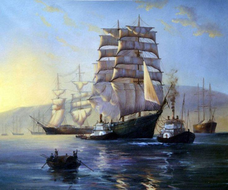 картины кораблей маслом: 12 тыс изображений найдено в Яндекс.Картинках