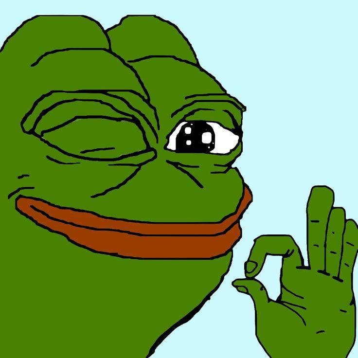 Everyone's favorite frog.