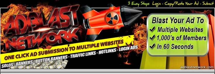 Guaranteed Traffic Through Text Ads, HTML Ads, Banner Ads, Traffic Links, Login Ads, Navigation Links And Solo Ads.