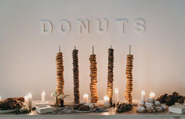 Image 36 - David + Jenna: A minimalist warehouse wedding in Real Weddings.