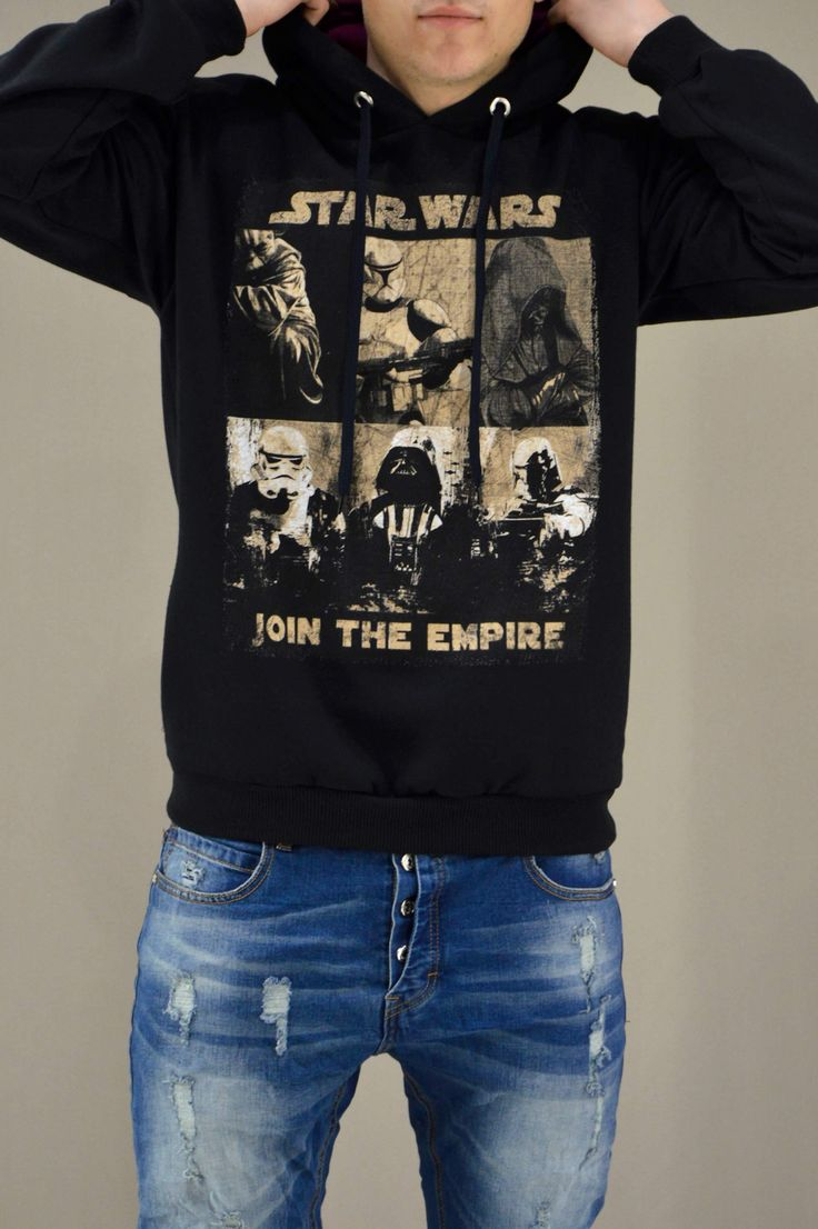 Ανδρικό φούτερ Join The Empire | Φούτερ - Sport & Αθλητικά -