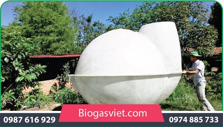 cách làmhầm biogascải tiến – rẻ tiền