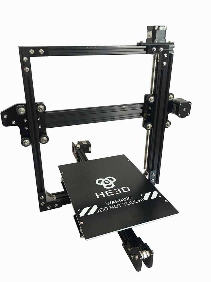 3D tlačiareň EI3-Tricolor