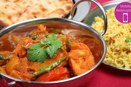 Adelaide - Three-Course Indian for Two ($29), Four ($55) or Six People ($75) at New India Restaurant, CBD (Up to $184 Value).