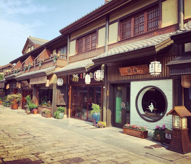 #fakekyoto #resort #wuxi #拈花湾