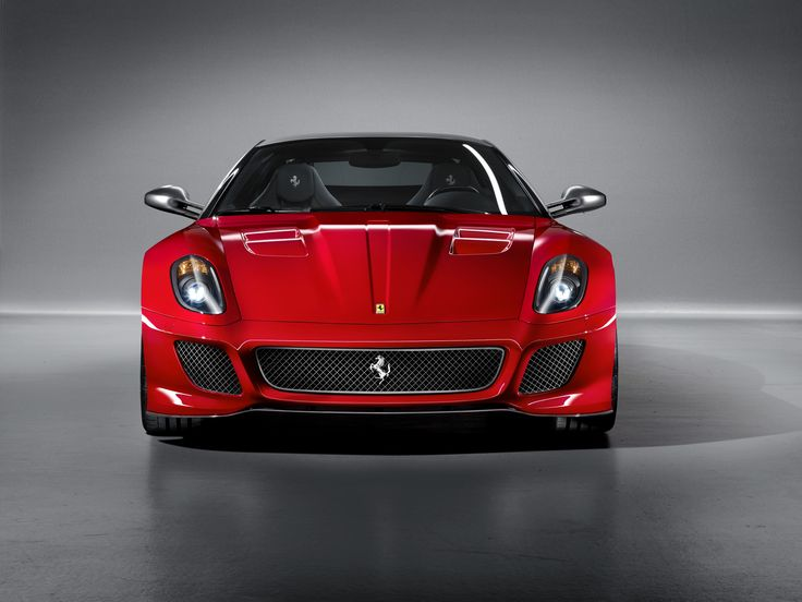 Ferrari 599 GTO Worldwide '2010–12