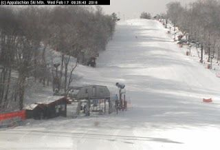 * * * Ski Resorts and Ski Areas in North Carolina * * *: NC Ski Resort Update for 2-16-16