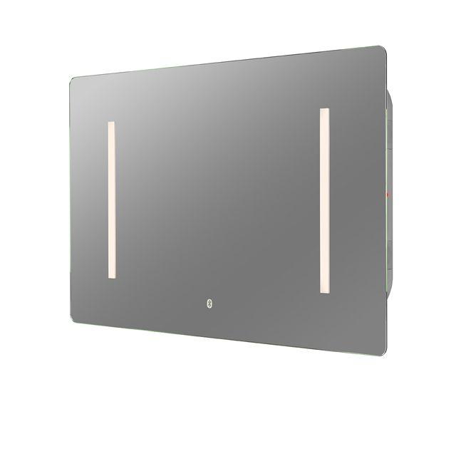 17 meilleures id es propos de miroir clairant sur for Miroir salle de bain 90 x 60