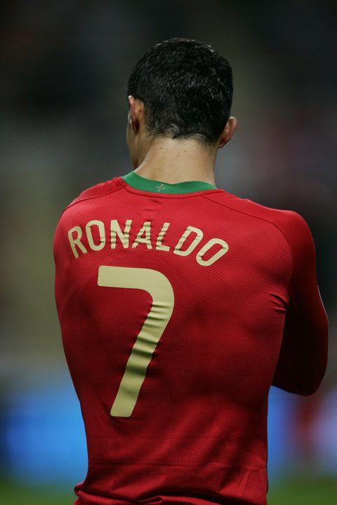 Cristiano Ronaldo number 7!!! my favorite football player