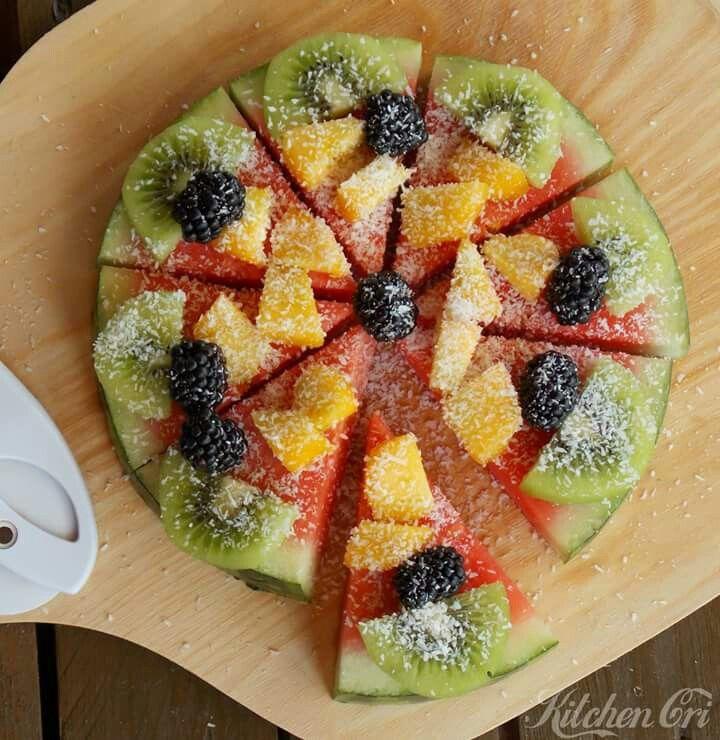 Frutta a torta