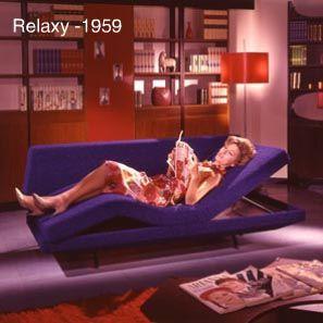 Busnelli - Relaxy 1959