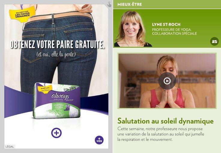 Salutation au soleil dynamique - La Presse+