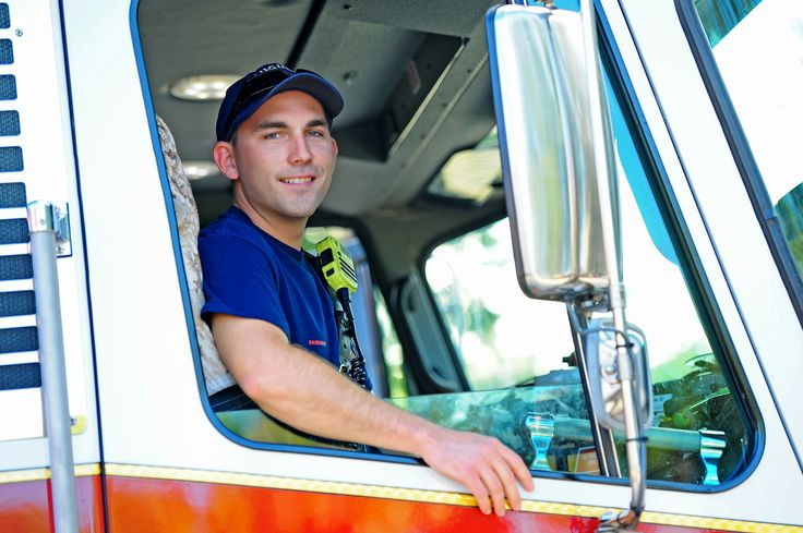 Brandon Seymour City of St Augustine Firefighter