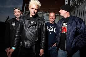 """Charged GBH an English street punk band formed in 1978 Colin Abrahall, Colin """"Jock"""" Blyth, Sean McCarthy & Andy """"Wilf"""" Williams. GBH were early pioneers of English street punk, often nicknamed """"UK82"""", along with Discharge, Broken Bones, The Exploited and The Varukers. They have gone on to influence several punk rock musicians"""