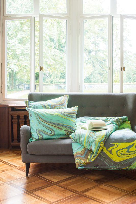 Pfister bed linen, Atelier Pfister