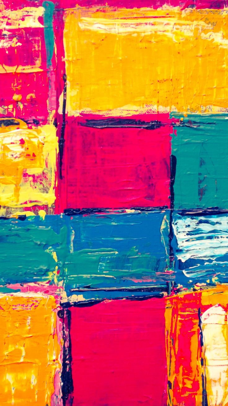 "For Iphone App: search for ""socihoro"" on App Store. #stains #squares #paint #abs... 