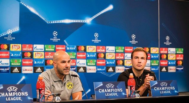Dortmund out to ruin Ronaldo milestone