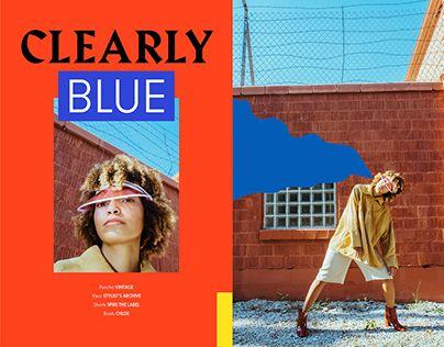 """Check out new work on my @Behance portfolio: """"Early Blue x Stories Collective"""" http://be.net/gallery/45897013/Early-Blue-x-Stories-Collective"""