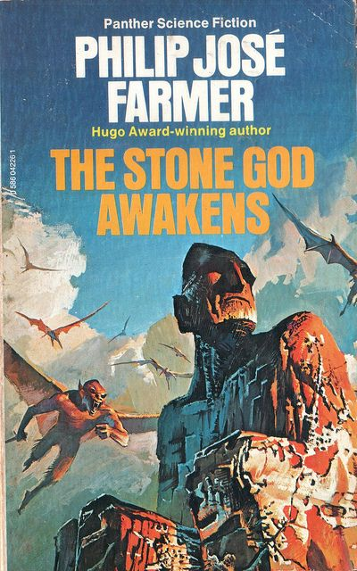 Philip Jose Farmer Book Covers | ... by Philip Jose Farmer. Panther 1979. Cover artist Bruce Pennington