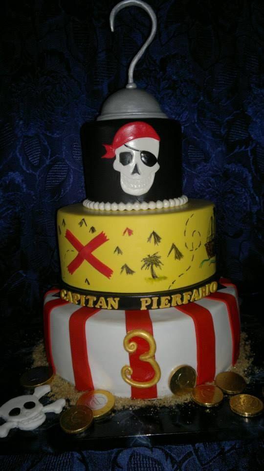 Natascia Ciuffatelli Cake