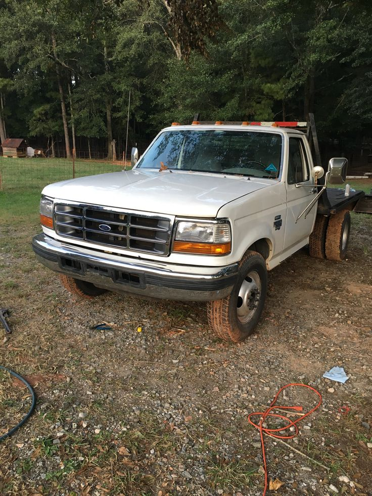 Image by Daniel Perkins on Scooters 1996 F350 Powerstroke