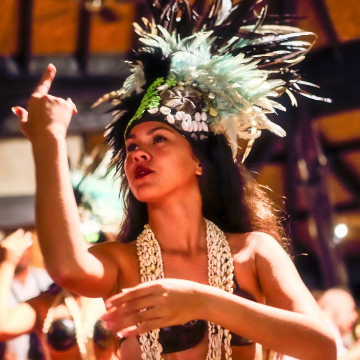 https://flic.kr/p/Vea8Ec | The dance, Aitutaki (1o/11) | When you visit a Pacific island it is probably de rigeur that at some stage you will be at a local food and culture night - as it was on Aitutaki at the Pacific Resort. So this, the latest in a series of photos from our 8 days on Aitutaki and day on Rarotonga, celebrates the dancing and music of the islanders.