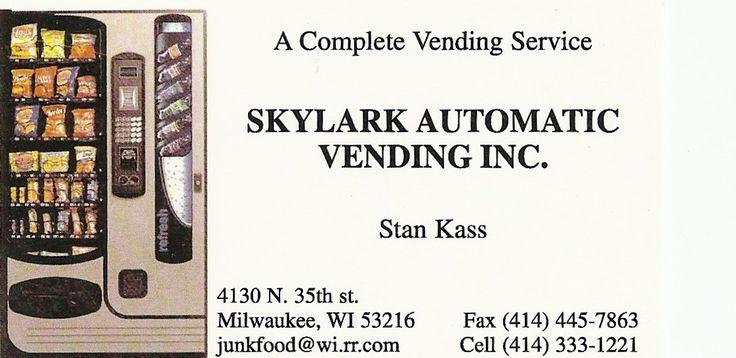 Skylark Vending, Milwaukee, WI