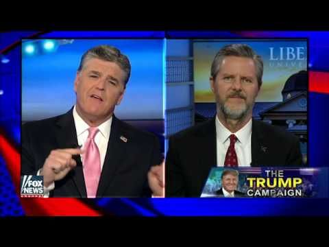 Jerry Falwell Jr. Endorses Donald Trump for President - http://www.richardcyoung.com/essential-news/jerry-falwell-jr-endorses-donald-trump-for-president/ - The Washington Post has reported that Jerry Falwell Jr., president of Liberty University and son of the late televangelist Jerry Falwell, has endorsed Donald Trump in his bid to become president of the United States. The Falwell endorsement came together over the course of several months, with...