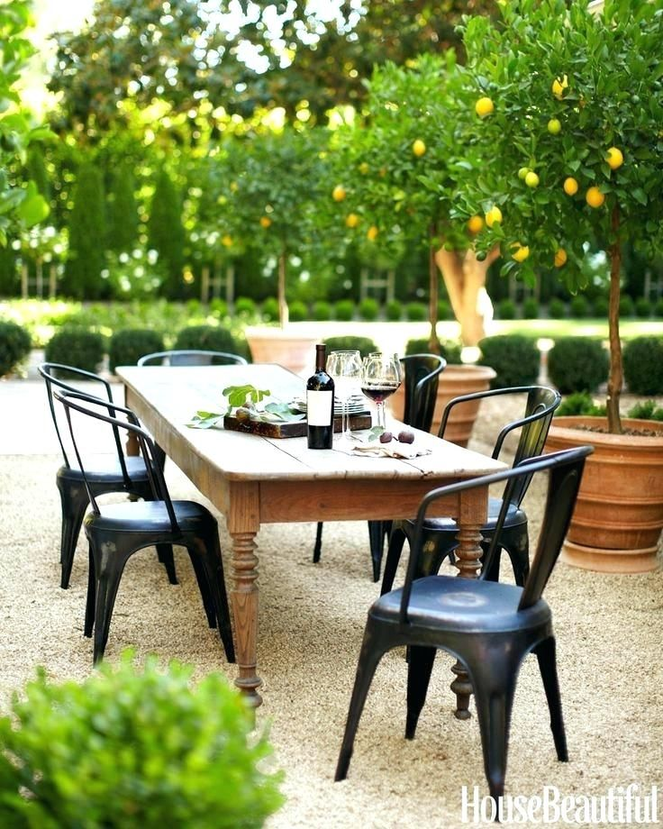 Charming Farmhouse Patio Table Farmhouse Patio Chairs Awesome Best Outdoor Dining Tables Ideas On Intende Backyard Dining Outdoor Dining Area Patio Inspiration